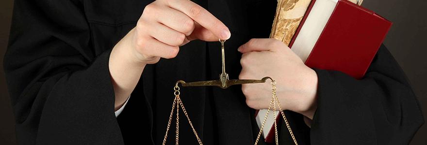 un avocat compétent