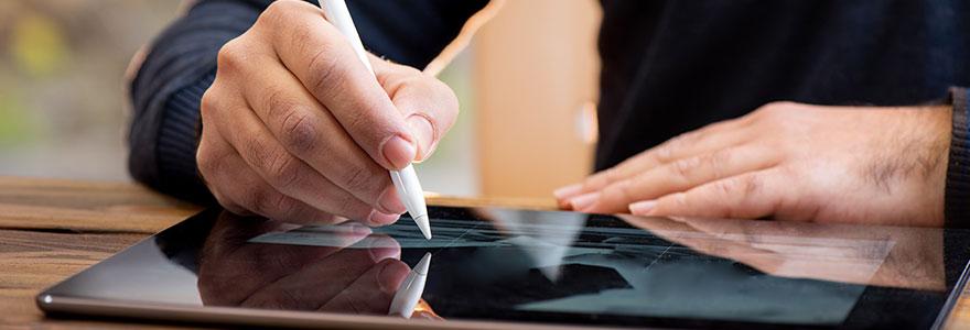 La signature de documents word en ligne